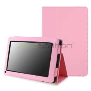 For Kindle Fire Folio Premium Flip Leather Case Cover Pouch with Stand