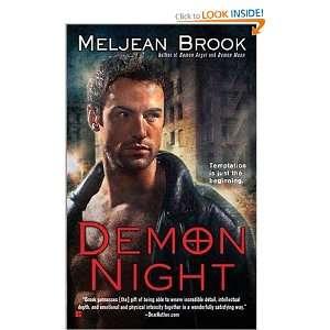 Demon Night Meljean Brook Books