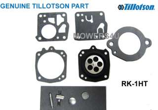 TILLOTSON CARBURETOR REPAIR KIT STIHL 084 SAW RK 1 HT
