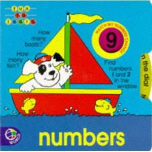 Wheel Board Numbers Bb (Fun to Learn) (9780749827649