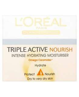 Intense Hydrating Moisturiser For Dry To Very Dry Skin 50ml   Boots