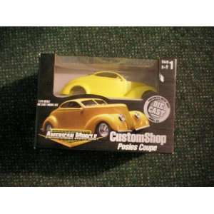American Muscle Custom Shop Die Cast Model Kit [Posies Coupe