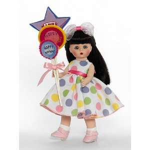 Your Birthday Brunette 8 Doll From The Special Events Collection