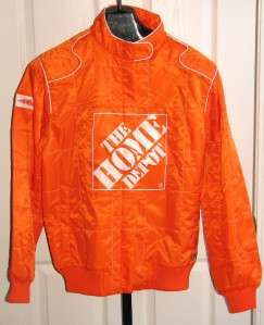 Chase Authentics Home Depot Tony Stewart Womens Jacket