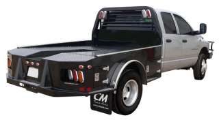 New CM ER Model Utility Truck Flatbed Chevrolet
