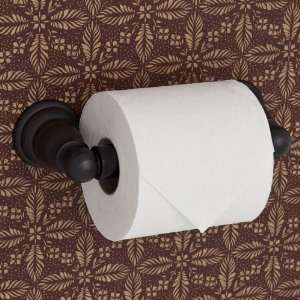 Country Collection Toilet Paper Holder   Oil Rubbed Bronze