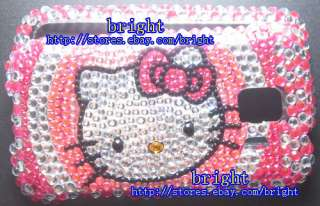 New Hello kitty Bling Case For LG Optimus S LS670 #6