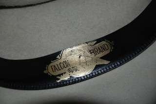 Falcon Brand 7 1/4 Cowboy Western Hat Wool Felt JUSTIFIED MARSHAL