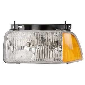 Chevy /Gmc S10/S15 Sonoma 94 97/Pu 95 96/Jimmy /Envoy 95 97 Headlight