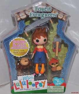 Neu OVP Mini Lalaloopsy Figuren / Puppe 7cm Aus Den Exclusiv USA