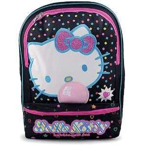 Hello Kitty Backpack [Bubblegum fun] Toys & Games