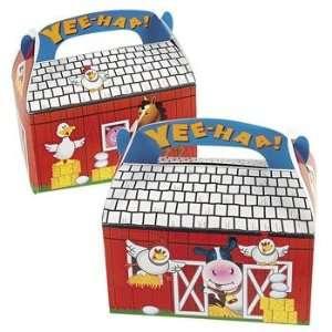 Farm Treat Boxes   8 per unit  Toys & Games