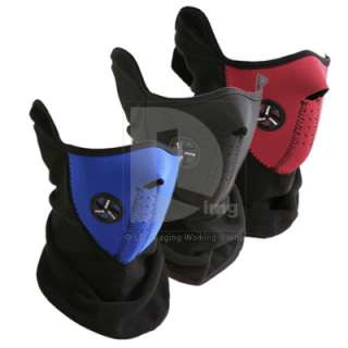 New Snowboard Bike Motorcycle Protect Face Mask Neck Warm