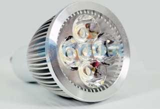GU10 Warm White 5 LED Bulb Spot Light Lamp 5W 85 ~ 265V