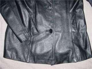 SEXY WOMENS WILSONS LEATHER MAXIMA DRESS JACKET S