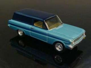 64 Ford Falcon Panel Wagon Street Rod 1/64 Scale LTD ED