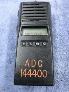 Kenwood TK280 TK 280 VHF 146 174 Version 2.0 Portable Radio Narrow