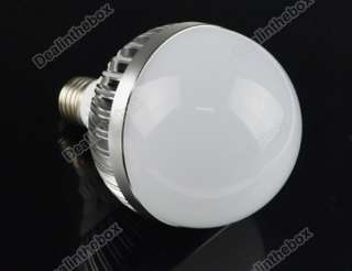 9W E27 LED Warm White Light Lamp Globe Bulb 100V 240V Energy Saving