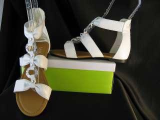 gladiator decorative fashion flat sandals shoes sizes 7 11 New