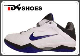 Nike Zoom Kobe Venomenon II White Blue Grey Mens Basketball Shoes VI