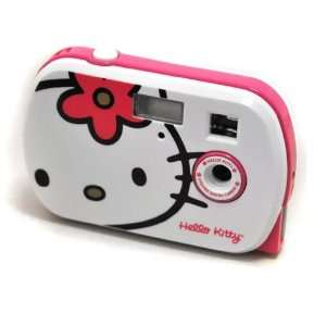 Hello Kitty Kinder Fotoapparat Video Webcam Sanrio  Kamera