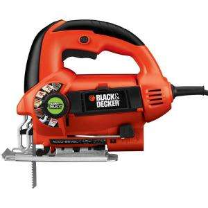 BLACK & DECKER 5 Amp Orbital Jig Saw JS660