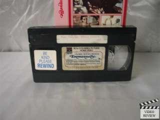 Emmanuelle VHS Sylvia Kristel Alain Cuny