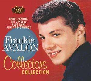 Frankie Avalon COLLECTORS COLLECTION New Sealed BOX SET 3 CD