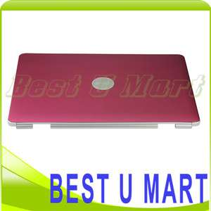 Pink LCD Lid Cover For DELL Inspiron 1525 1526 Top Cover USA