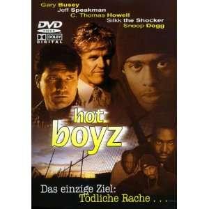 Hot Boyz  Gary Busey, Snoop Dogg, C. Thomas Howell, Sikk