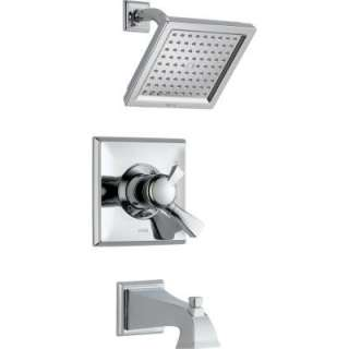 Spray Tub and Shower Faucet Trim in Chrome T17451