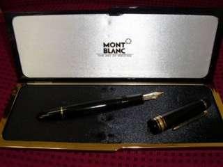 Füller MONT BLANC NEU mit verpackung in Frankfurt (Main)   Praunheim