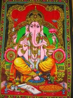 Ganesh ist der Sohn Shivas, er verkörpert Weisheit und Intelligenz