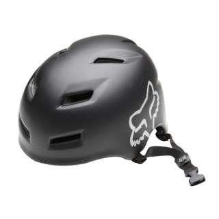 Fox Racing Transition Bike Helmet Matte Black, S/M