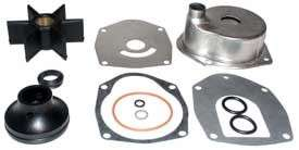 Water Pump Kit Mercruiser Alpha Gen 2 with Stainless Housing 817275Q4