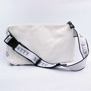 Betty Boop Fanny Pack Bag White