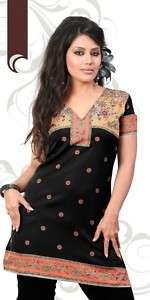Indian Designer Printed Kurtis   Tunic Tops  Kurtas