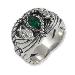 ORIGINAL Herr der Ringe Schmuck Ring Barahir Aragorn Königsring aus
