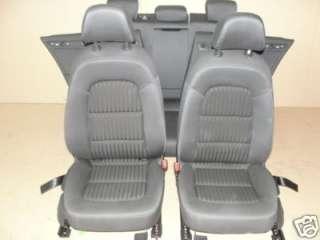Audi A4 S4 B8 Limo Sitze Sitzausstattung Ausstattung