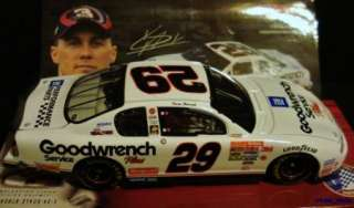 Harvick #29 GM Goodwrench White Monte Carlo NASCAR Die Cast NEW