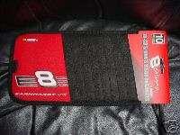 Dale Earnhardt JR Nascar visor #8 car dvd holder cd new