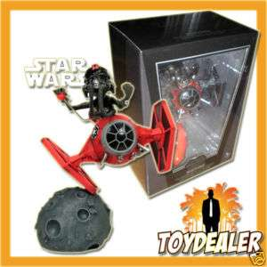 TIE FIGHTER PILOT KUSTOMZ STAR WARS GENTLE GIANT STATUE