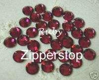 1,440 Swarovski Crystal Rhinestones ~ 20ss ~ Ruby