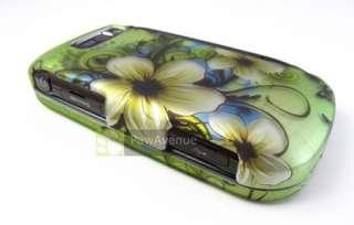 HAWAIIAN FLOWERS Phone Cover Hard Case LG Octane VN530
