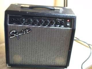 Fender Musical Instruments Squier Champ 15 15 Watt Electric Guitar