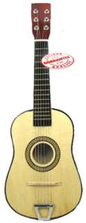 Star Kids Acoustic Toy Guitar 23 Inches Natural Color, MG50 NT MG50 NT