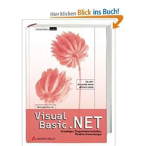 Visual Basic .NET. Grundlagen, Programmiertechniken, Windows