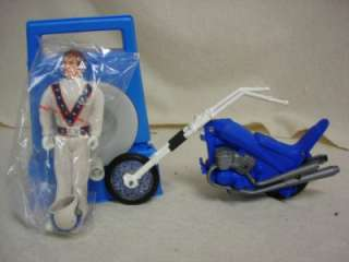 EVEL KNIEVEL CHOPPER 1976 COMPLETE IN BOX IDEAL