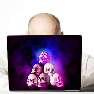 Notebook Cover Skin/Laptop Folie 15,6 Skull Magic neu