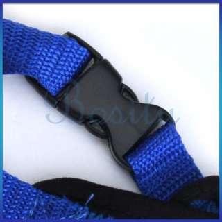 Pet Dog Adjustable Soft Mesh Harness Vest Clothes M